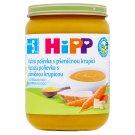 HiPP Bio kuracia polievka s pšeničnou krupicou 190 g