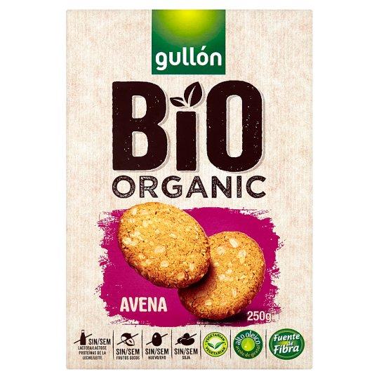 Gullón Bio sušienky s ovsom a pšenicou 250 g