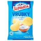 Slovakia Vrúbky s morskou soľou 140 g
