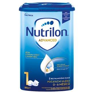 Nutrilon 1 počiatočné dojčenské mlieko 0-6 m 800 g