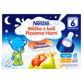 Nestlé Mliečko s kašou ovocné 2 x 200 ml