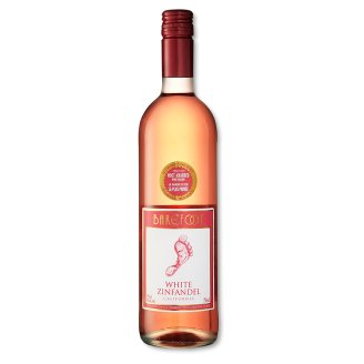 Barefoot White zinfandel california 750 ml