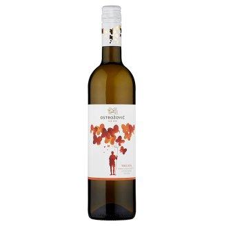 Ostrožovič Toccata víno biele polosladké 0,75 l