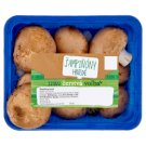 Tesco Mushrooms Brown 250 g