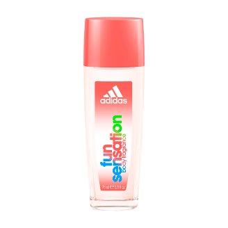 Adidas for Women Fun Sensation dezodorant natural sprej 75 ml