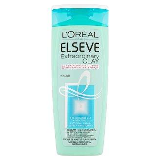 L'Oréal Paris Elseve Extraordinary Clay šampón proti lupinám 250 ml