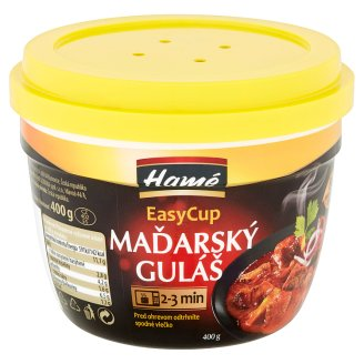 Hamé EasyCup Hungarian Goulash 400 g