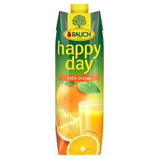Rauch Happy Day 100% Orange Juice 1 L