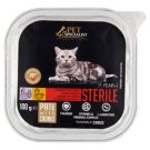 Tesco Pet Specialist Premium Sterile Pate with Chunks with Turkey and Chicken 100 g