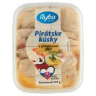 Ryba More Zdravia Pirate Fish Fillets in Spicy Oil 150 g