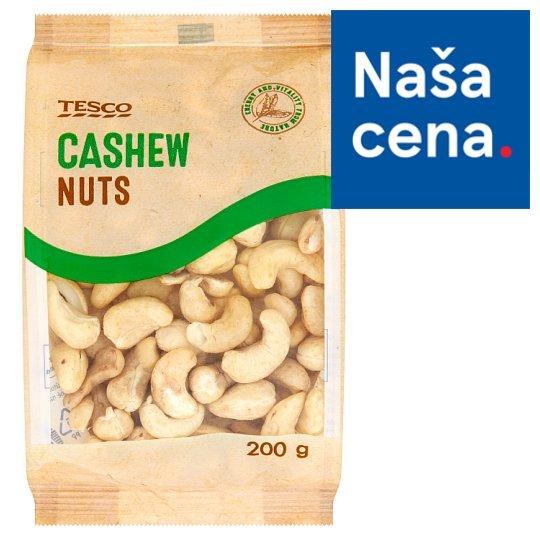 Tesco Jadrá kešu orechov 200 g