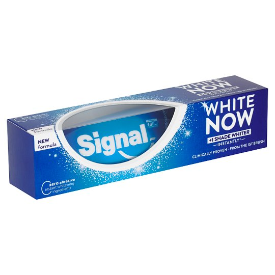 Signal White Now Toothpaste 75 ml