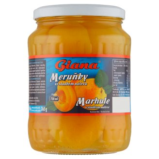 Giana Marhule v sladkom náleve 690 g
