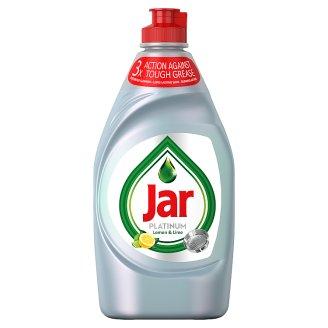 Jar Platinum Lemon & Lime prostriedok na umývanie riadu 430 ml