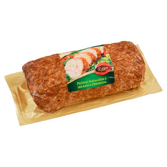 Ravy Roasted Farmer Meatloaf with Garlic 500 g