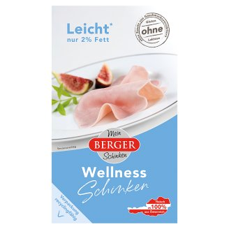 Berger Wellness šunka 100 g
