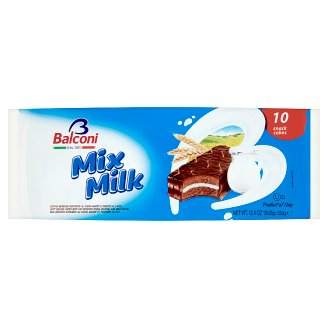 Balconi Mix milk 10 x 35 g