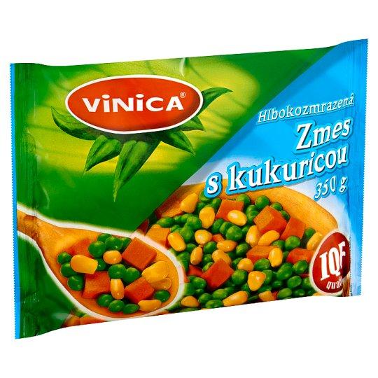 Vinica Deep Frozen Mixture with Corn 350 g