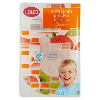 Le & Co Morčacia šunka pre deti krájaná 100 g