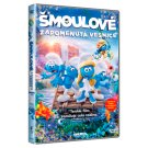 DVD Šmolkovia: Zabudnutá dedinka