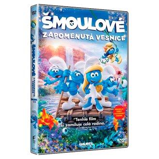 DVD The Smurfs: Forgotten Village