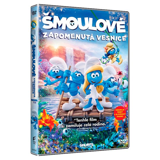 DVD The Smurfs: Forgotten Village