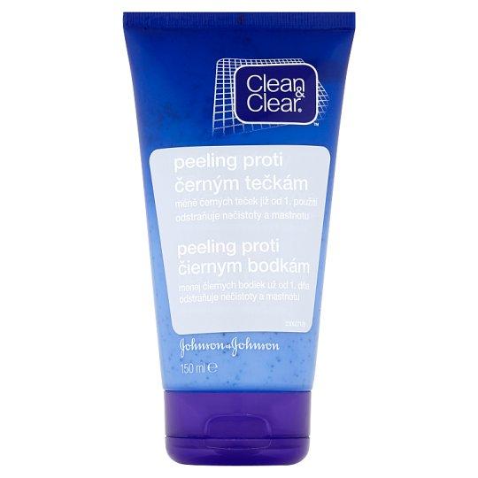 Clean & Clear Peeling Against Black Dots 150 ml