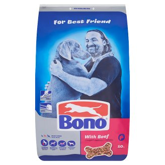 Bono Adult s hovädzinou 10 kg