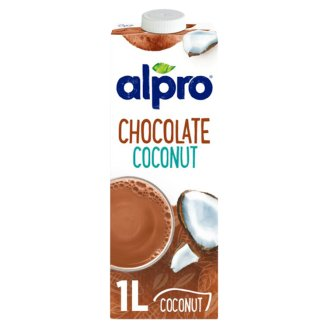 Alpro Coconut Drink with Chocolate Flavour 1 L