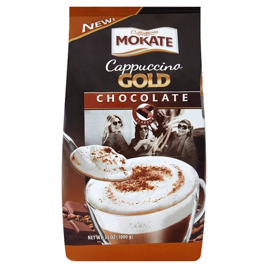 Mokate Caffelleria Gold Cappuccino with Chocolate Flavour 1000 g