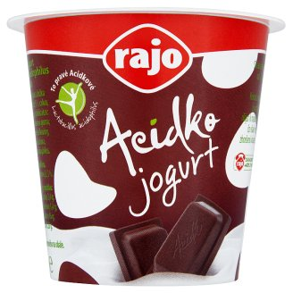 Rajo Acidko Chocolate Yogurt 135 g