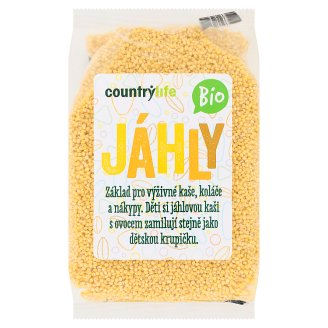 Country Life Organic Millet 500 g