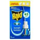 Raid Komáre elektrický tekutá náplň 27 ml
