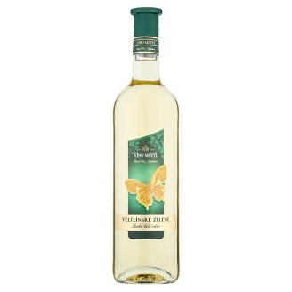 Víno Motýl Veltliner Green Dry White Wine 0.75 L