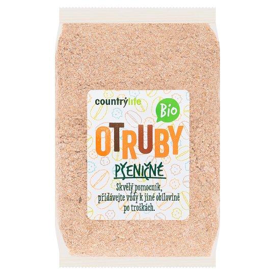 Country Life Bio otruby pšeničné 300 g