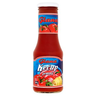 Giana Kečup jemný 300 g