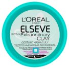L'Oréal Paris Elseve Extraordinary Clay Cleansing Mask for Rapidly Greasing Hair 150 ml