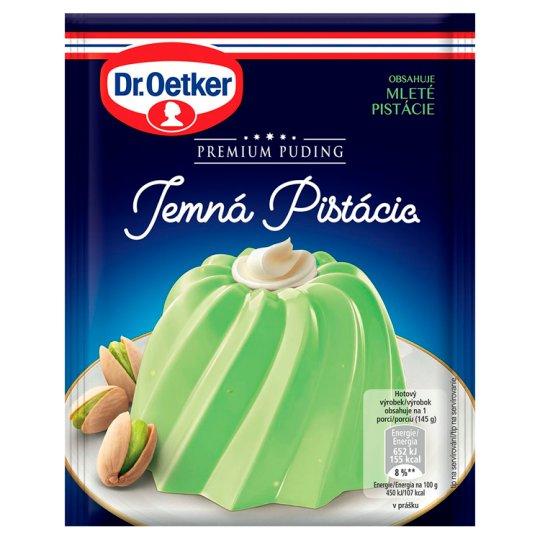 Dr. Oetker Premium Puding Soft Pistachio 40 g