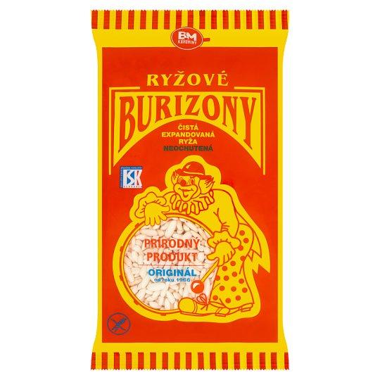 BM Kávoviny Ryžové burizony neochutené 70 g