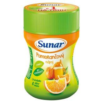 Sunárek Detský rozpustný nápoj pomarančový v prášku 200 g