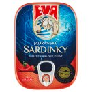 Eva Sardines in Vegetable Oil Pikant 115 g