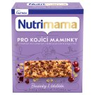 Nutrimama Profutura Cereal Bars Chocolate & Cranberries 5 x 40 g
