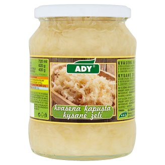 Ady Fermented Cabbage 620 g