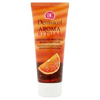 Dermacol Aroma Ritual Regeneračný krém na ruky belgická čokoláda 100 ml