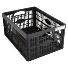 Tontarelli Graphite Folding Crate 32 L
