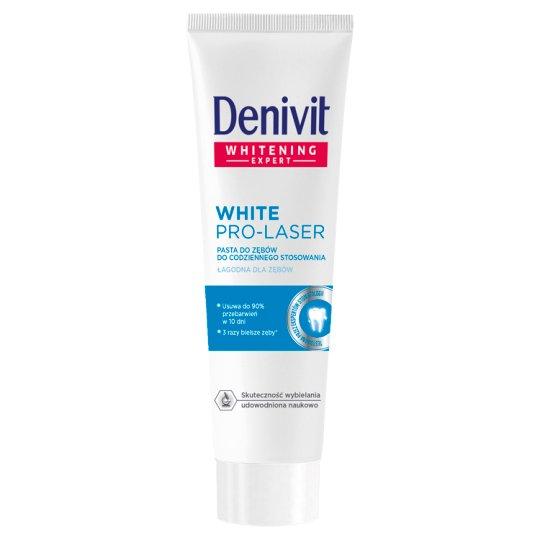 Denivit Whitening Expert zubná pasta Pro-Laser White 50 ml