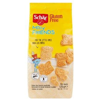 Schär Milly Friends bezlepkové sušienky bez lepku 125 g