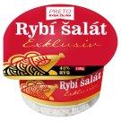 Ryba Žilina Preto Exklusiv Fish Salad in Mayonnaise 140 g