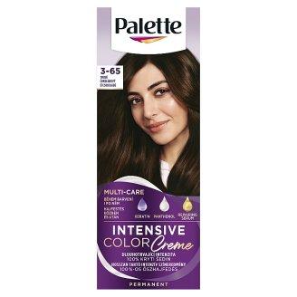 Schwarzkopf Palette Intensive Color Creme farba na vlasy Tmavá Čokoláda 3-65 (W2)
