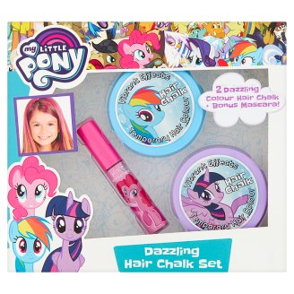 My Little Pony Dazzling Hair Chalk Set